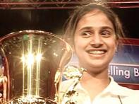 Indian-American girl wins Spelling Bee trophy
