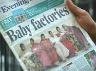 Surrogate mums: India dubbed baby-factory by UK media