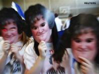 Internet star Susan Boyle beaten in talent show final