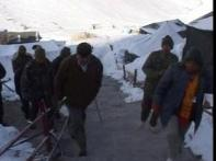 Amarnath Yatra begins via Baltal instead of Pahalgam