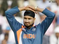 Time out: Bhajji is Movado's new brand ambassador
