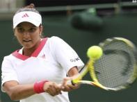 Sania enters Wimbledon singles second round