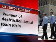 Ricin found in UK, duo questioned by anti-terrorism officers