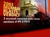 Watch: Three convicted for 2003 Mumbai blasts