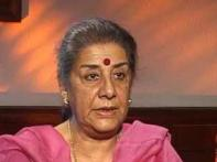 Ambika Soni okays child actors for television