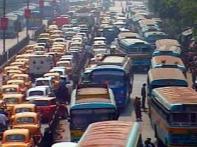 Finally, Bengal govt drives out Kolkata's old wheels