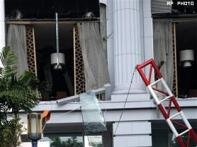 After hotel blasts, another explosion in north Jakarta