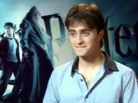 I would love to be invisible: Harry Potter star