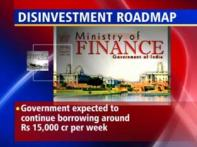 Disinvestment programme to be out in a month