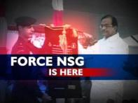 Force NSG arrives in cities amidst roadblocks
