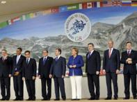G8 endorses Obama's call for world free of nukes