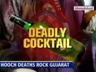 Gujarat hooch death toll rises to 105