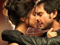 Kiss-kiss, smooch-smooch: Bollywood not shy now
