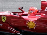 F1 young guns waiting to lock horns with Schumacher