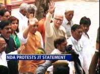 Watch: NDA memorandum to Prez against joint statement