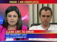 J-K voter has not elected us for mud slinging: Omar