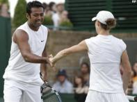 Paes-Black enter Wimbledon mixed doubles semis
