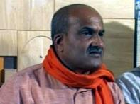 SRS Chief Muthalik held for Mysore riots
