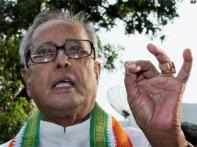 Pranab positive, says economy back on track