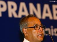 Indian economy recovering, deficit inevitable: Pranab