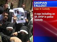 Shopian murder: Four cops arrested after HC order