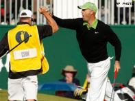 Golf: American Cink wins British Open on play-off