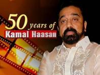 Kamal Haasan completes 50 years in cinema