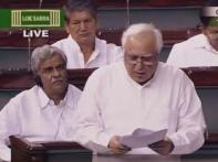 Education bill to benefit disabled children, says Sibal