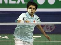 Kashyap loses in men's singles at World Badmintion