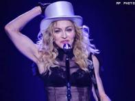 Madonna to meet Netanyahu, Livni in Jerusalem