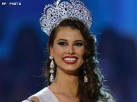 'Miss Universe rigged in Venezuela's favour'