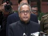 Drought will be addressed, assures Mukherjee