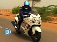 Dream car and super bike test India's fastest road