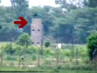 More Pak structures spotted along int'l border