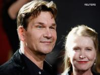 Patrick Swayze confined to wheelchair