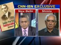 Hurt Jaswant hits back, says BJP drunk on power