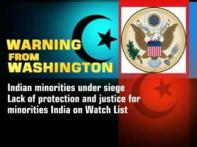Watch: India slams report by US body on religious freedom