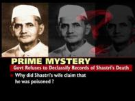 Govt keeps tight lid on Shastri's death mystery