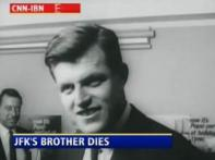 Watch: End of an era, Ted Kennedy dies