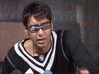 Ajay Devgan whips himself black and blue