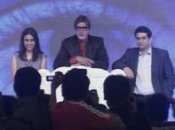 Watch: Big B as philosopher in <i>Bigg Boss 3</i>
