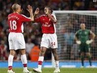 Carlos Vela inspires Arsenal to victory