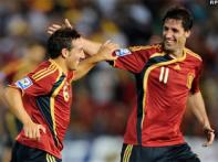Spain book their place in South Africa