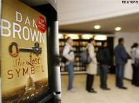 Dan Brown novel breaks one-day sales records