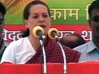 Sonia gets a chance to bunks political classes