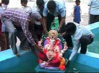 Watch: Ganpati festival goes green