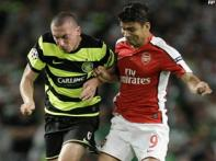 UEFA hand Arsenal striker Eduardo two-game ban