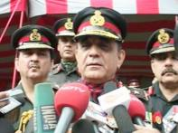 Army chief calls for calm over China incursion reports