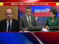 Oz envoy says attack on Indians a street crime