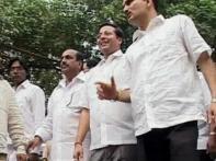 President's son files nomination from Amravati